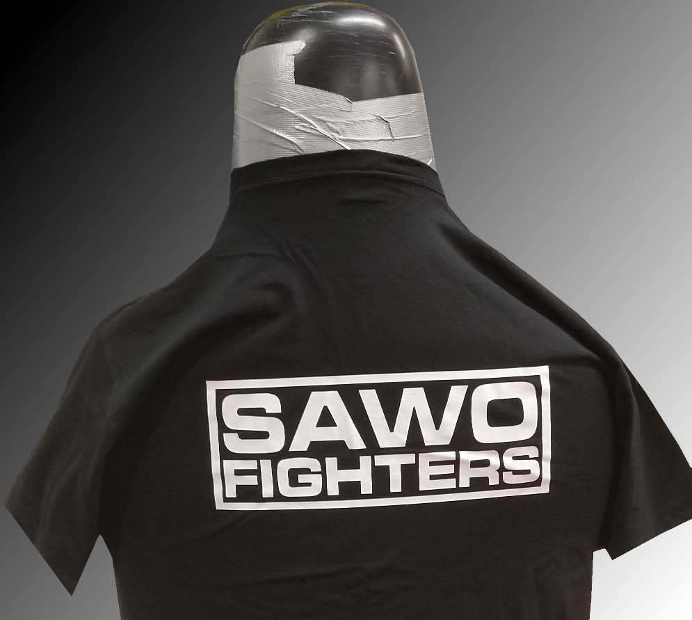 Sawo Fighters T-paita taka